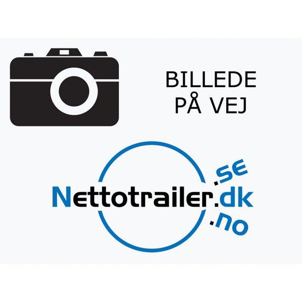 NÆSEHJUL M/AUTOMATISK KIP